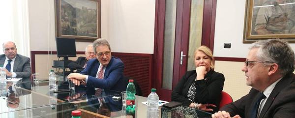 foto incontro con presidente commissione inps web