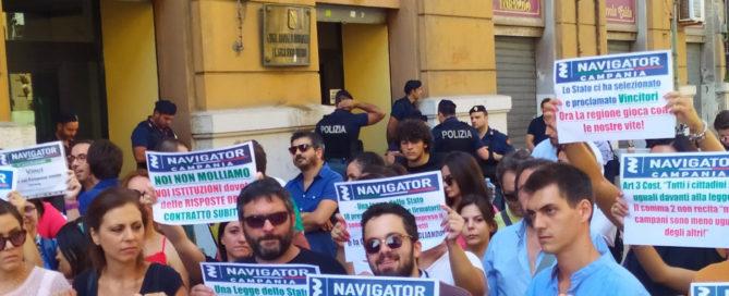 foto protesta navigator