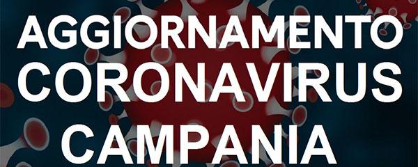 foto coronavirus regione campania