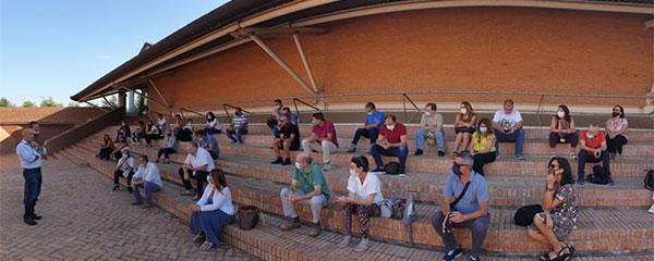 foto assemblea citta della scienza