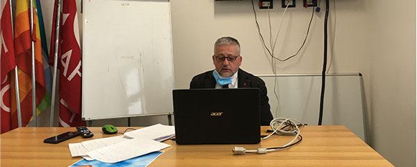foto conferenza ricci