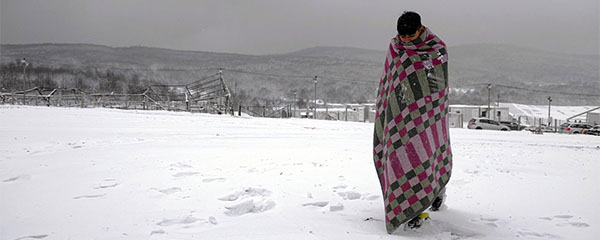 foto migranti bosnia