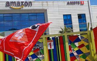 foto sciopero amazon web