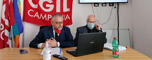 foto conferenza stampa web